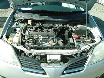 NISSAN PRIMERA P12 2.0 ENGINE QR20