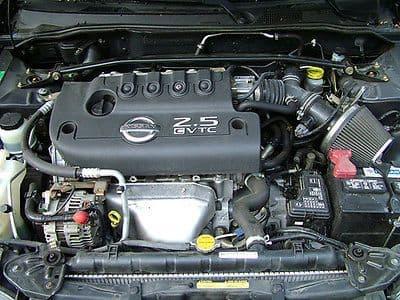 NISSAN QR25DD 2.5 PETROL ENGINE