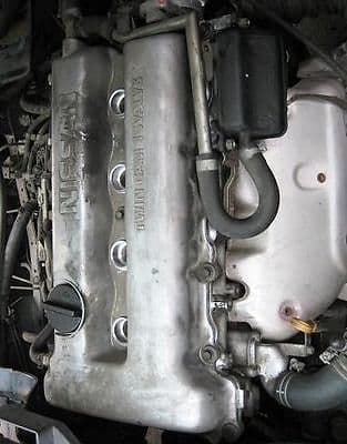 NISSAN SR20DE 2.0 SERENA PETROL ENGINE