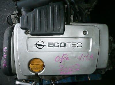OPEL VAUXHALL CORSA Z14XE 1.4 PETROL ENGINE
