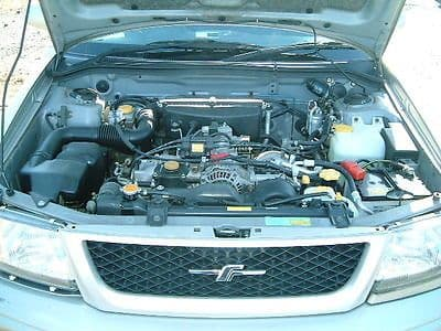 SUBARU FORESTER EJ201 SOHC ENGINE