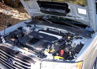 SUBARU FORESTER EJ25 2.5 TURBO ENGINE EJ255