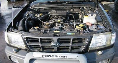 SUBARU FORESTER IMPREZA EJ20 SOHC NON TURBO ENGINE