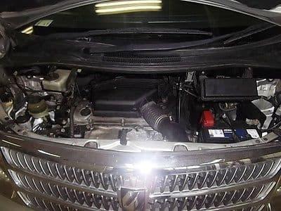 TOYOTA ALPHARD 2.4 VVTI ENGINE 2AZ-FE