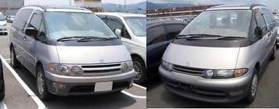 TOYOTA LUCIDA ESTIMA EMINA 2.2TD 4WD AUTO GEARBOX