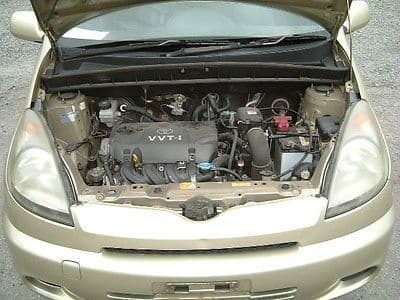 TOYOTA YARIS VITZ 2NZ FE 1.3 VVTI ENGINE 1999-2010
