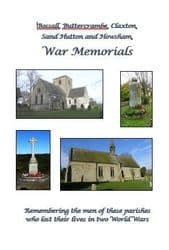 Bossall, Buttercrambe, Claxton, Sand Hutton and Howsham War Memorials - A4 Book