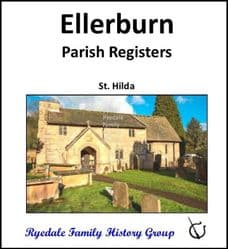 Ellerburn - Parish Registers (Baptisms, Marriages & Burials) - CD