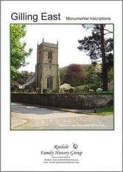Gilling East - Monumental Inscriptions - A5 Book