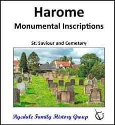 Harome - Monumental Inscriptions - CD