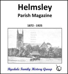 Helmsley - Parish Magazine - DOWNLOAD (FREE DELIVERY)