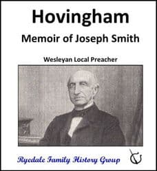Hovingham - Memoir of Joseph Smith - CD