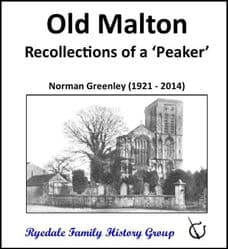 Old Malton - Recollections of a 'Peaker' - CD