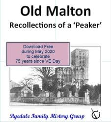 Old Malton - Recollections of a 'Peaker' - DOWNLOAD [Free Delivery]