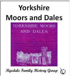 Yorkshire Moors and Dales - CD
