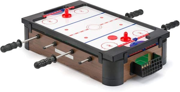 3 In 1 Games Mini Football, Hockey and Table Tennis