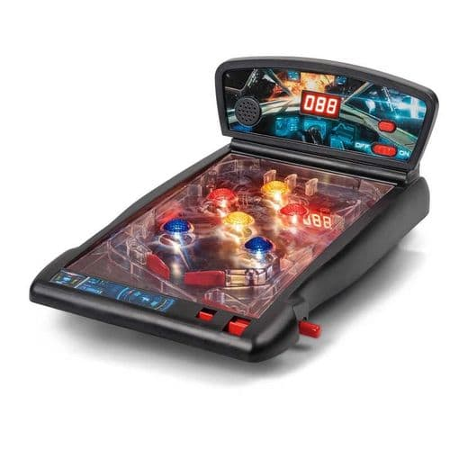 Classic Space Pinball Tabletop Kids Game