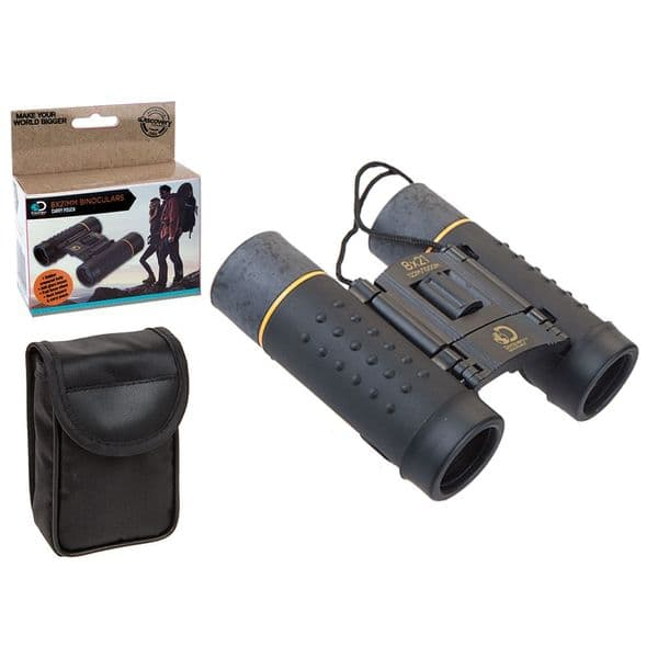 Discovery 8x 21mm Binocular With Carry Case