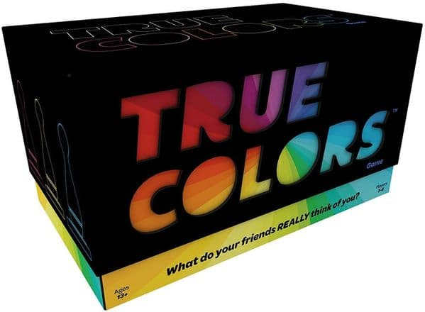 Goliath Games True Colors Revealing Party Game Friends and Families
