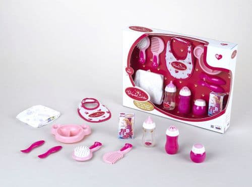Kids Children Theo Klein 1732 Princess Coralie Feed and Care Play Set Toy Gift