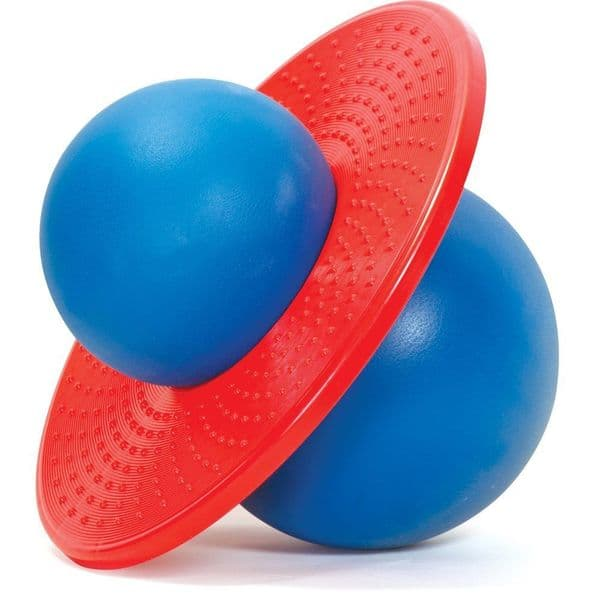 New Rock N Hopper Balance Board Pogo Lolo Ball Jumping Exercise Bounce Space Toy