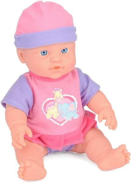Snuggles Baby Doll for Children with Accessories