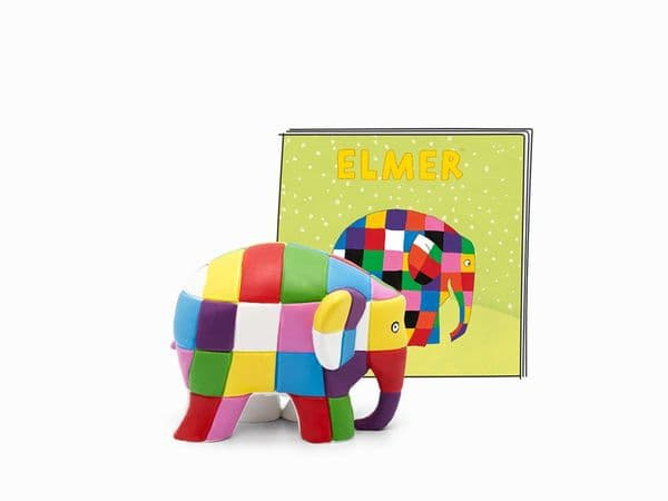Toniebox Elmer and Friends Story Collection Audio Character Tonie