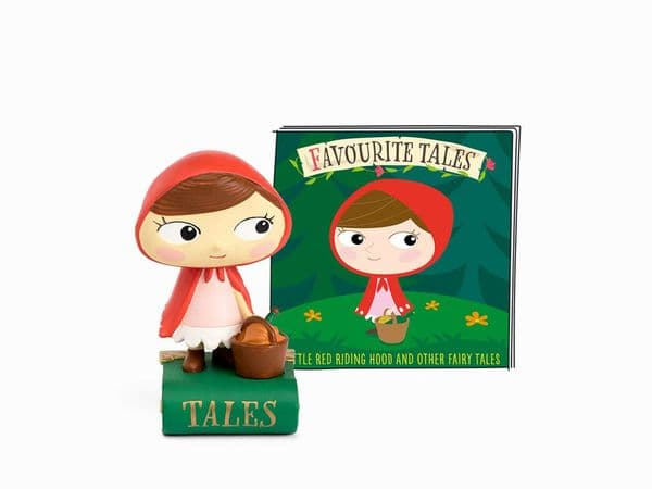 Toniebox Little Red Riding Hood and other fairy tales Audio Character Tonie